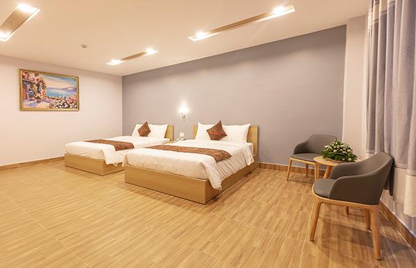 khách sạn 3 sao Đà Lạt Interstella